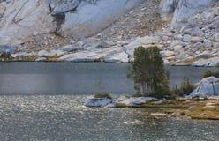 högt lakeberg Royaltyfria Foton