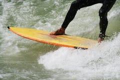 högt surfa för hastighetssport Fotografering för Bildbyråer