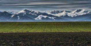 Högt Tatras foto Royaltyfria Bilder