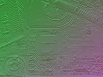 högt - tech Arkivbild