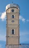 högt torn Royaltyfri Foto