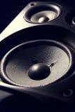 högtalare 01 Arkivbild