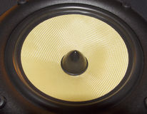 högtalare Arkivfoto