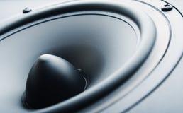 högtalare för musikal för ljudsignalutrustning Royaltyfria Foton