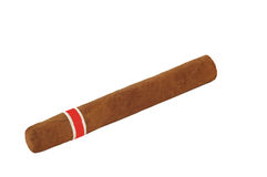 högvärdig cigarrkuban Arkivfoton
