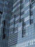 högväxt blockkontor royaltyfri bild