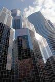 högväxt chicago Royaltyfri Foto