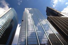 högväxt chicago Arkivbilder