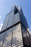 högväxt chicago Royaltyfri Bild