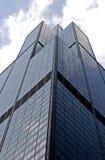 högväxt chicago Arkivfoto