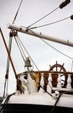 högväxt ship Arkivfoton