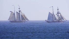 högväxt ship Royaltyfria Bilder