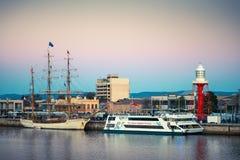 Högväxt skepp för Europa Royaltyfria Foton