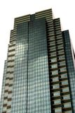 högväxt skyskrapa arkivbilder