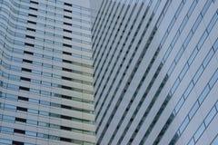 Högväxt stads- kontorsbyggnadbakgrund Arkivbild