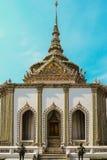 Högväxt tempel Royaltyfria Foton