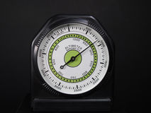 Höhenmesserbarometer lizenzfreies stockbild