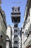 Höhenruder (Aufzug) Lizenzfreie Stockfotografie