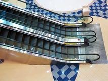 Höhenruder im Gebäude Lizenzfreie Stockfotos