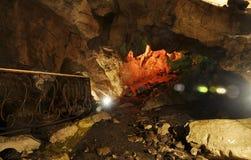 Höhle Stockfotos