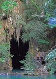 Höhle in als Nationalpark Bok Khorani Lizenzfreie Stockfotos