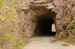 Höhle auf der Straße stockfotografie