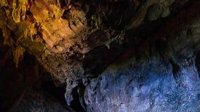 Höhle der Energie Stockfoto