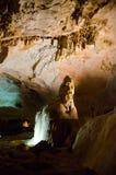 Höhle Emine Bair Khosar in Krim Stockbild
