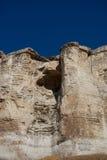 Höhle im alten Felsen Lizenzfreies Stockfoto