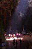 Höhle Khao Luang Stockfotografie