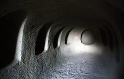 Höhlehaus Stockbild
