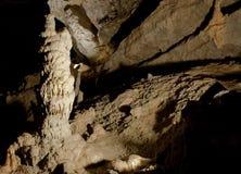 Höhleinnenraum lizenzfreie stockfotografie