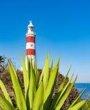 HÖHLEN Pointe Zusatzalias Albions-Leuchtturm lizenzfreies stockfoto