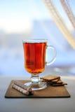 Höhlen Sie Tee Lizenzfreie Stockfotos