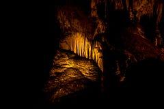 Höhlen und Höhlen lizenzfreies stockfoto