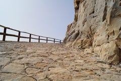 Höhlen von Ajuy Fuerteventura stockbilder