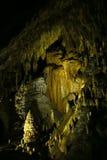 Höhlen von Han-sur-Lesse Stockbilder