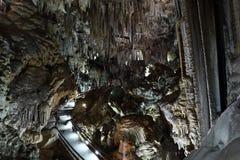 Höhlen von Nerja. Andalusien Spanien Lizenzfreie Stockbilder