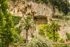 Höhlenbewohnerhöhlen stockfoto