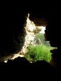 Höhlenkloster, Orhei Stockbild