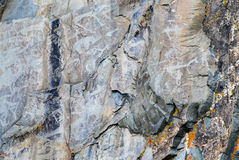 Höhlenzeichnung Lizenzfreie Stockbilder