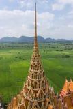 Höjdpunkt av templet Fotografering för Bildbyråer