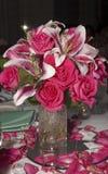 höjdpunktbröllop Royaltyfria Bilder