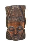 Stammes- Maske Stockbild