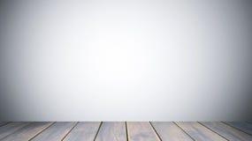 hölzerne Beschaffenheit auf abstraktem Unschärfegrauhintergrund Lizenzfreies Stockbild