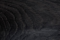 Hölzerne Beschaffenheit des schwarzen Hintergrundes nahtlos Lizenzfreies Stockfoto