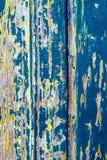 Hölzerne beunruhigte Beschaffenheit oder Hintergrund/malten Hintergrund alt Lizenzfreie Stockbilder