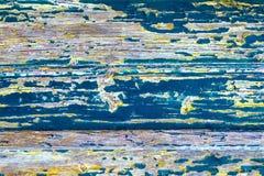Hölzerne beunruhigte Beschaffenheit oder Hintergrund/malten Hintergrund alt Lizenzfreies Stockbild