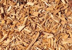 Hölzerne Chips Lizenzfreie Stockbilder