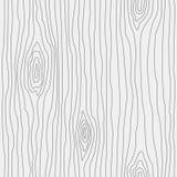 Hölzerne Kornbeschaffenheit Nahtloses hölzernes Muster Abstrakte Zeile Hintergrund stock abbildung